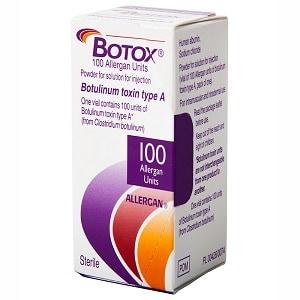 Allergan Botox 1x100iu
