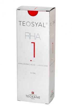 Buy Teosyal RHA 1 2x1ml