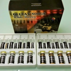 Glutax 500gs White Reverse with Stem Cell