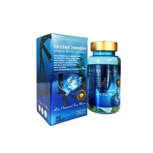 Glutax 70000gm Marine White Optimum Capsules