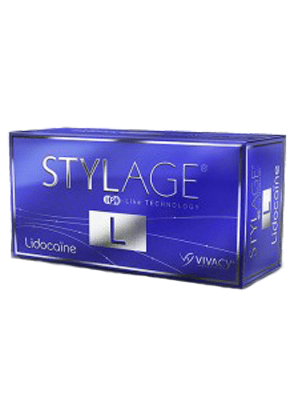 Stylage L Lidocaine 2x1ml