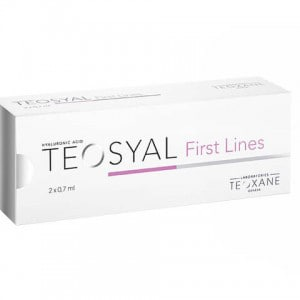 Teosyal First Lines 2x0.7ml