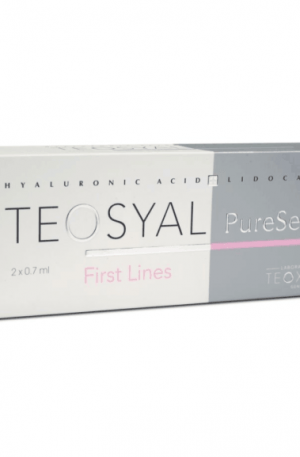 Teosyal First Lines PureSense 2x0.7ml